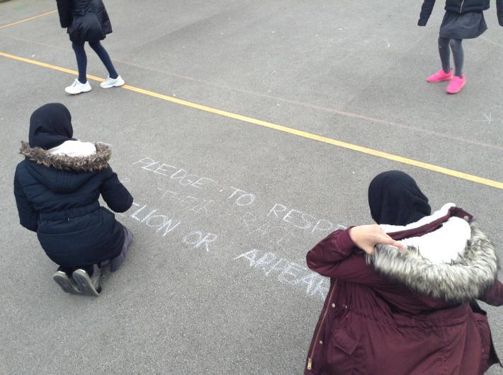 Our school pledge. Purpose: To inform