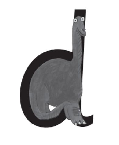 'd d d dinosaur'