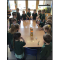 Investigating mixing different liquids
