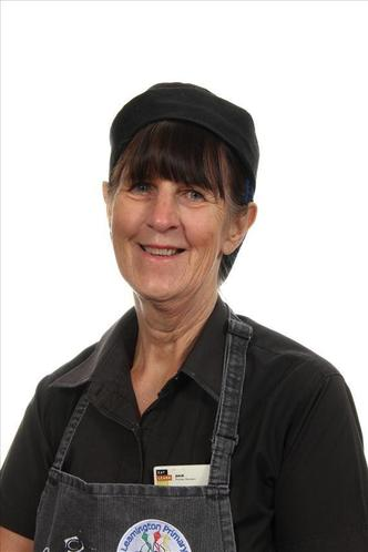 Julie Bingley - Kitchen Staff