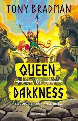 Queen of Darkness - Tony Bradman