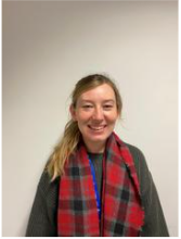 Miss Campbell - Teaching Assistant