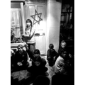 Children learning about life as a Jewish person