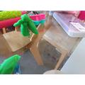 A fabulous play dough pterodactyl