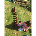 Maths with flower pots