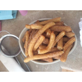 Maisie made some scrumptious Churros.