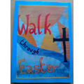 Come walk through the Easter Story with us.
