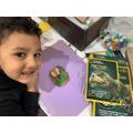 Dinosaur investigation