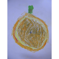 Year 1 - observational drawing - form and texture.