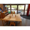 art, craft & malleable area