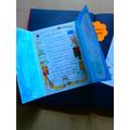 Year 3 wrote recipies for friendship.