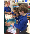 Focussed Activity - making the batter for pancakes
