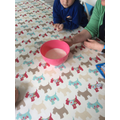 We followed instructions to make Angel Delight.