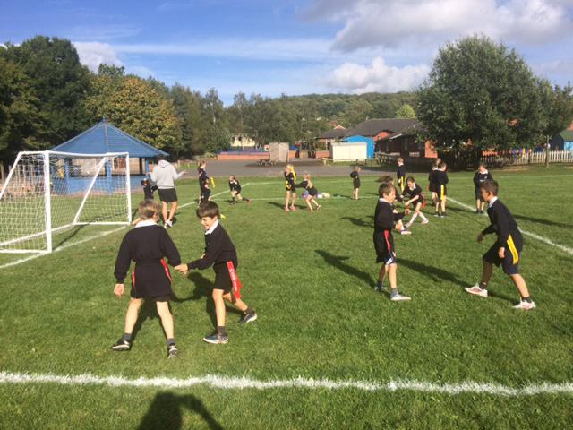 LPS Tag Rugby