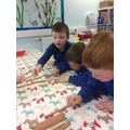 Focussed Activity - using our fine motor skills.