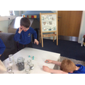 Choosing Time - using dice to tell a story.