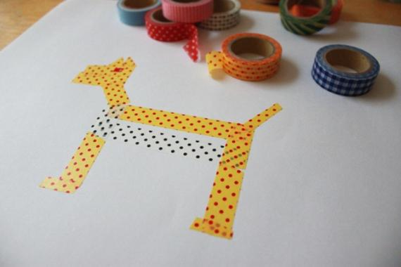 http://artfulparent.com/2012/03/colored-printed-masking-tape.html