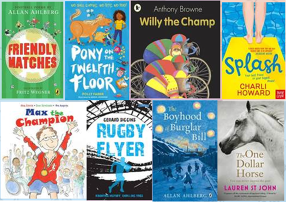 A selection of PE Recommended Reads.