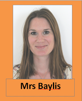 Mrs Baylis teaches in both Goldfinches and Robins