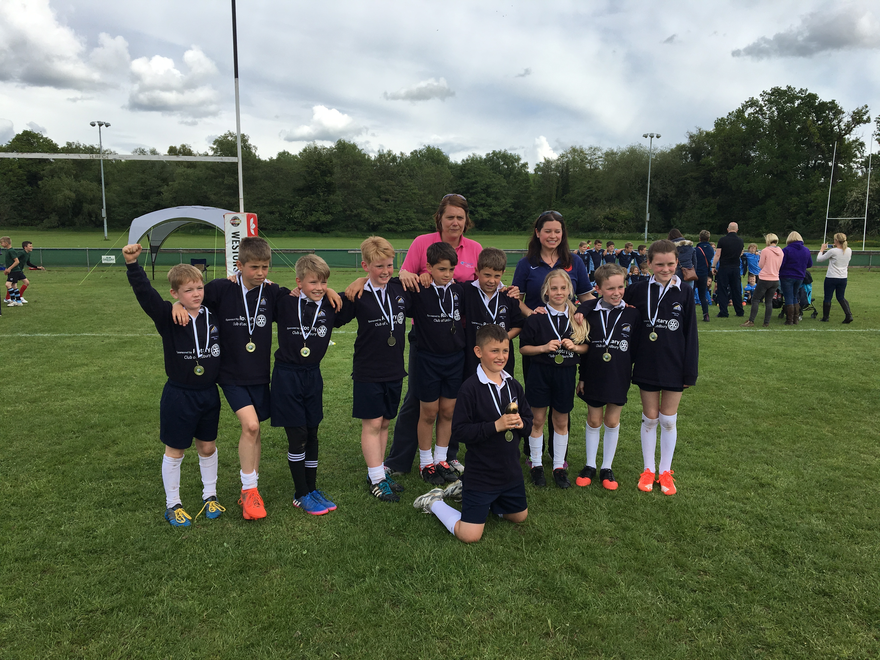 Weston Tag Rugby Tournament Bowl Winners 2017