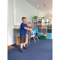 Focussed Activity - acting out emotions.