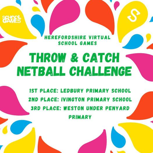 Throughout Summer 2020, we took part in numerous Virtual School Games challenges.