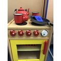 Role-play is a key part of EYFS