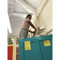Painting Wrens Classroom