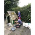 Renovating the playhouse