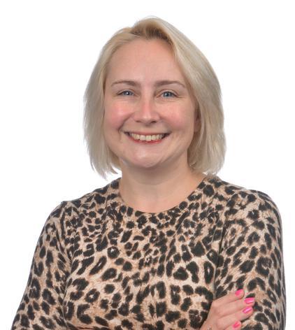 Gemma O'Reilly - PPG Lead and Year 3 Teacher