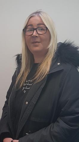 Vicky Freeman - Lunchtime Supervisor