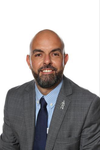 Richard Benson - Head Teacher