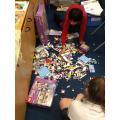 Building using Lego