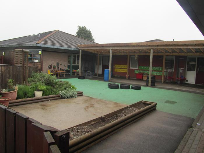 Foundation Outdoor Area