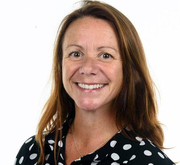 Mrs Harrison - FS2 Teaching Assistant