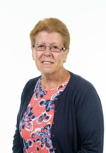 Mrs Knapman - Admin Assistant