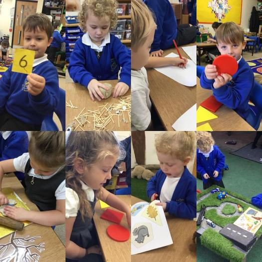 Exploring new learning & signs of Autumn