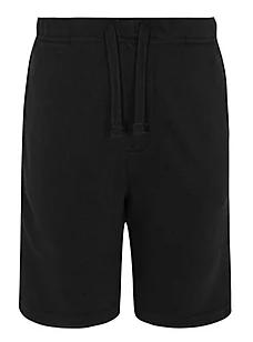 Plain black or grey shorts