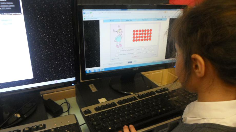 Computing in numeracy