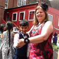 Mrs Alder gets to dance with a prince
