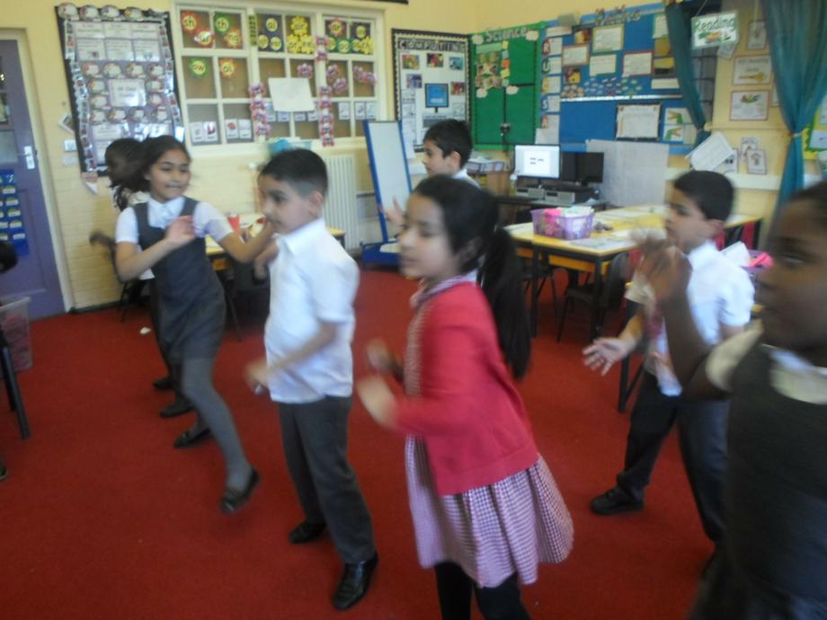 Learning to Samba