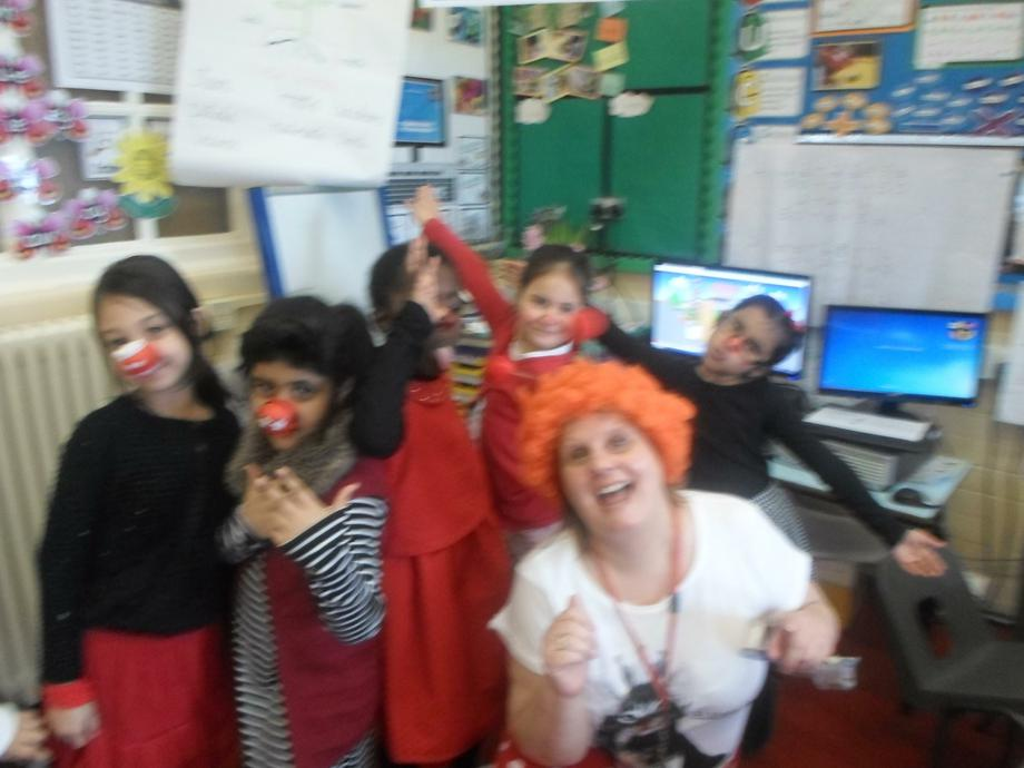 Mrs Alder and the pirates