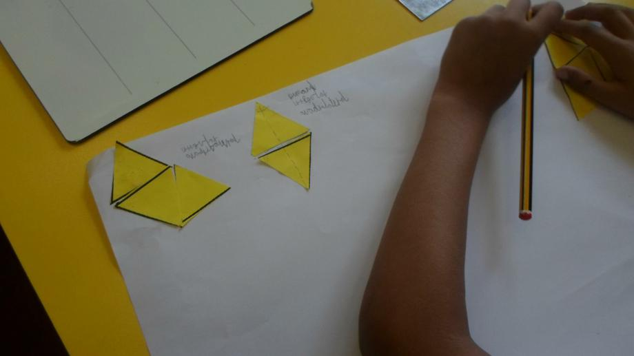 Are the shapes regular or irregular?