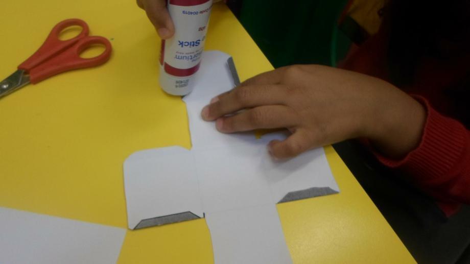 Making 3-D shapes