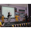 2B's Children in Need assembly