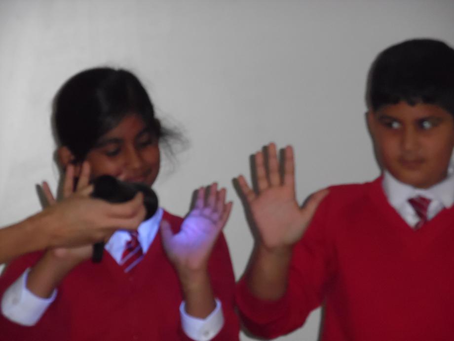 Germ free hands!!