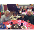 Granny and Gramps Festive Lunch 7