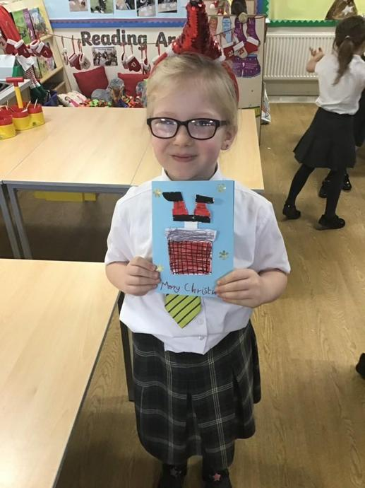 Y2 Christmas Cards