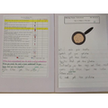 Year 1 Spring Term - Writing Instructions