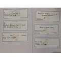Year 1 Spring Term - work on punctuation
